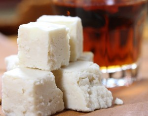 Bourbon Fudge
