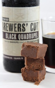 Beer Fudge